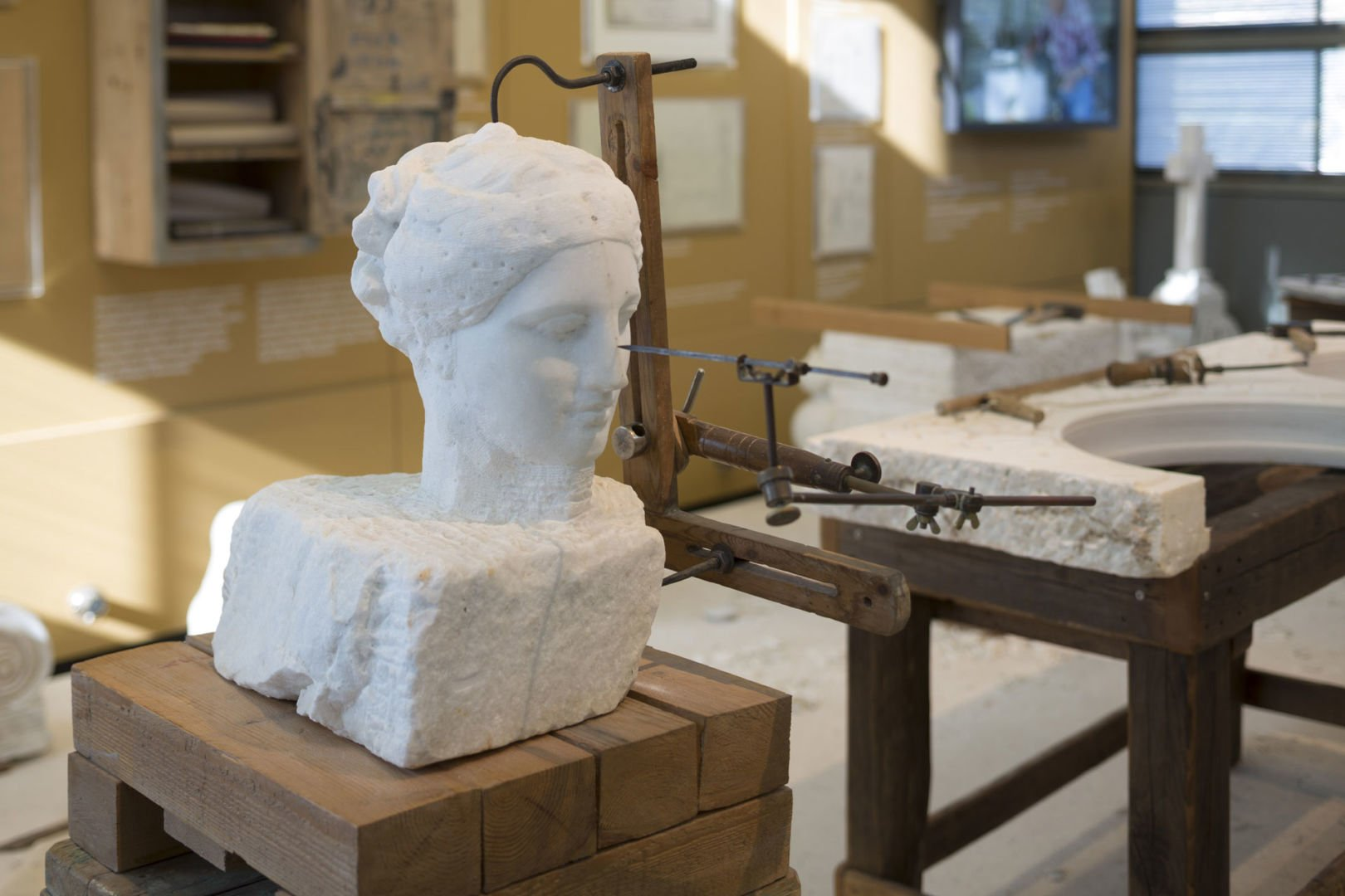 Μουσείο Μαρμαροτεχνίας