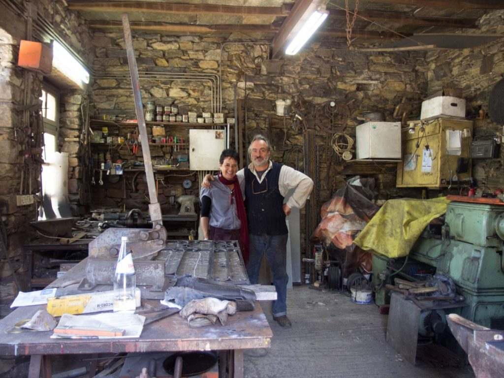 Demetris Hatzis and Rabella Gre